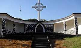 Santa Leopoldina - Santa Leopoldina-ES-Monumento ao Imigrante-Foto:folhavitoria.
