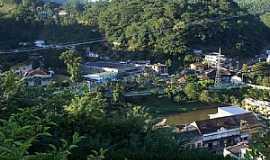 Santa Leopoldina - Santa Leopoldina-ES-O rio e parcial da cidade-Foto:Elpídio Justino de Andrade