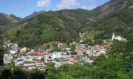 Santa Leopoldina - Santa Leopoldina-ES-Vista da cidade-Foto:altair mendes
