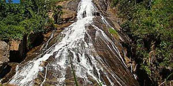 Santa Leopoldina-ES-Cachoeira das Andorinhas-Foto:montanhascapixabas.
