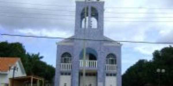 igreja matriz de augusto montenegro, Por yonara