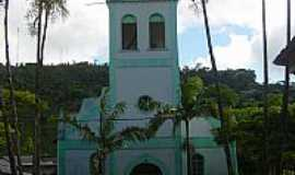 Santa Maria de Jetibá - Igreja Luterana em Santa Maria de Jetibá-Foto:Urias E. Takatohi