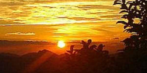 Pôr do sol - Vista da Tronqueira