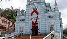 Santa Teresa - Igreja Matriz de Santa Teresa-Foto:Elpídio Justino de A…
