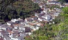 Santa Teresa - Santa Teresa serpenteando o Vale do Timbuí-Foto:Belquior