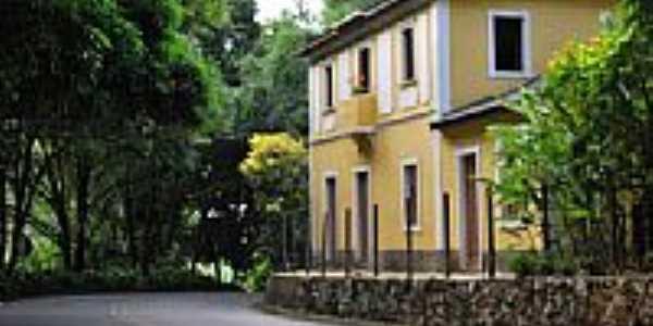 Casarão antigo de Imigrantes Italianos em Santa Teresa-Foto:Carlos A. Meneghel