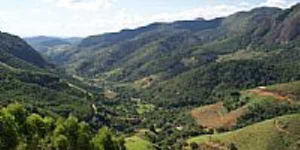 Vale do Cana� em Santa Teresa-Foto:Elp�dio Justino de A�