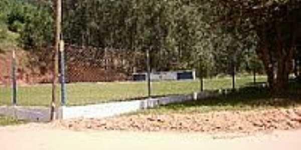 Campo de Futebol em Santa Terezinha-Foto:GLav