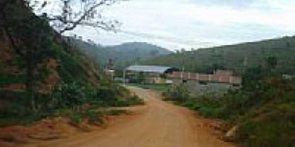 Estrada em Santo Agostinho-Foto:apgauafurtado