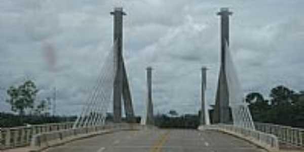 Ponte Brasl/Pru em assis Brasil-Foto:JEZAFLU=ACRE=BRASIL