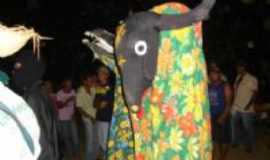 Santo Antônio do Muqui - Figura folclórica, Por Alci Santos Vivas Amado
