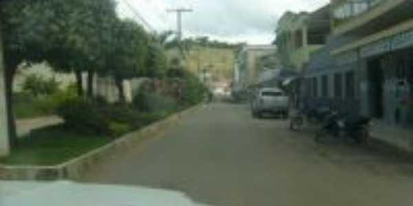 Rua Principal de São Domingos do Norte sentido Colatina x Águia Branca, Por João Aliprandi