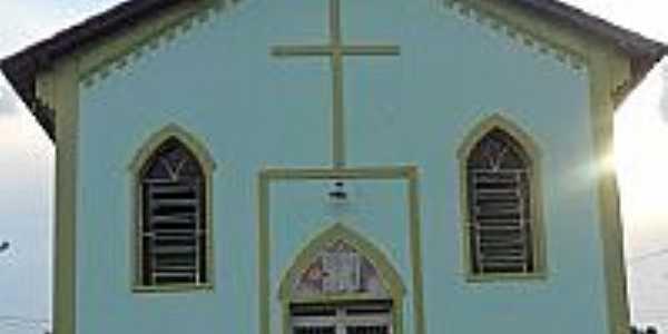 Igreja de São Francisco na Comunidade de São Francisco-ES-Foto:Sergio Falcetti