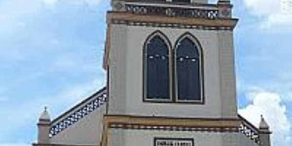 Igreja de Confissão Luterana na Comunidade de Córrego Bley em São Gabriel da Palha-ES-FotoSergio Falcetti