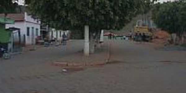 Praça em São Geraldo-Foto:wesleymartins