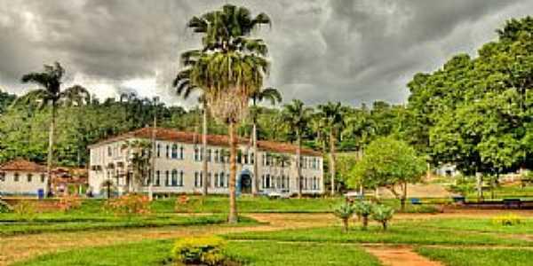 Imagens da localidade de São João de Petrópolis Distrito de Santa Teresa - ES