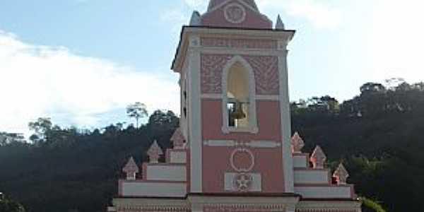 São João de Petrópolis-ES-Igreja de São João Batista-Foto:Sergio Falcetti