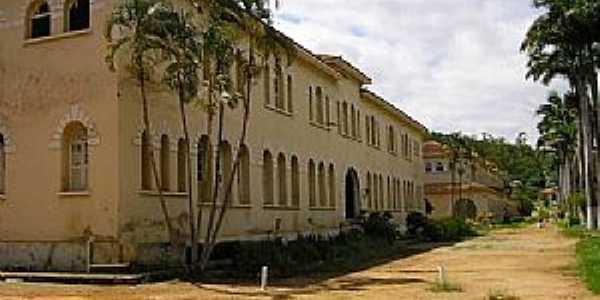 São João de Petrópolis-ES-Prédio da EAFST-Foto:Fran Sala