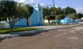 Axinim - Aximim-AM-Igreja da Comunidade-Foto:Queiroz Pantoja