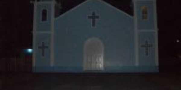 A igreja de Axinim, Por Maria Luciana