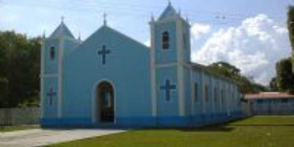 Aximim-AM-Igreja da Comunidade-FotoQueiroz Pantoja