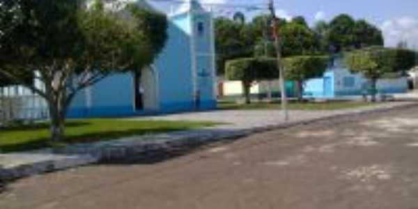 Aximim-AM-Igreja da Comunidade-Foto:Queiroz Pantoja