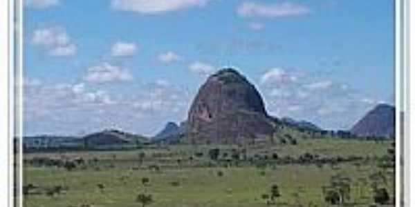 Pedra de Sobrado-Foto:ELCIMAURO AGUIAR