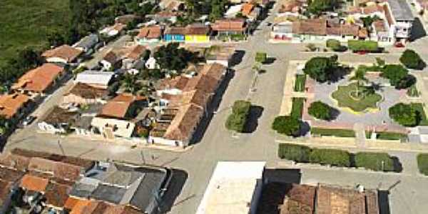 São João do Sobrado-ES-Vista do centro da cidade-Foto:Bê DO SOBRADO Maia
