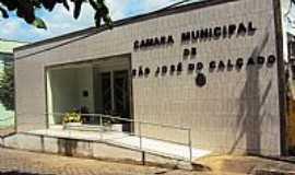S�o Jos� do Cal�ado - S�o Jos� do Cal�ado-ES-C�mara Municipal-Foto:Marcelo Celin