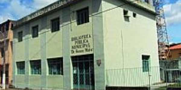 S�o Jos� do Cal�ado-ES-Biblioteca P�blica Municipal-Foto:Marcelo Celin