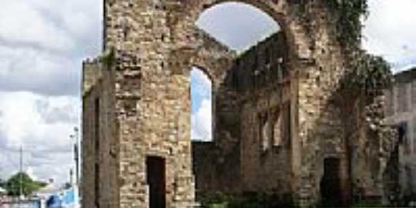 Ruinas Jesuita em São Mateus-Foto:Elpídio Justino de A…