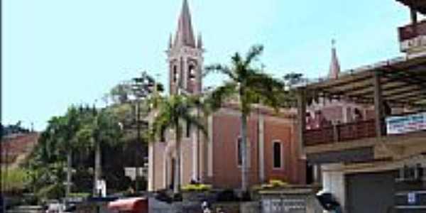 Igreja Matriz-Foto:Francisco H. Moro