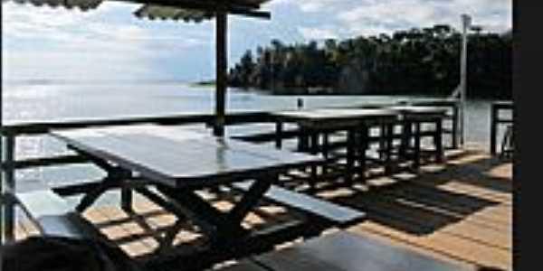 Balbina-AM-Restaurente às margens do lago-Foto:Paula Quintão