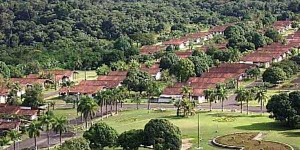 Balbina-AM-Vista da cidade-Foto:Cássio Mourão