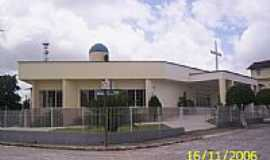 Sooretama - Igreja Católica-Foto:marciokidura