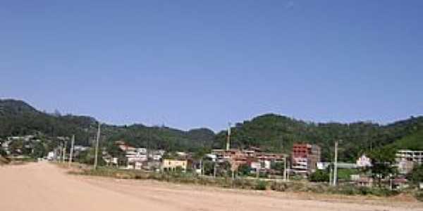 Vargem Alta-ES-Entrada da cidade-Foto:SILVANO A BONADIMAN