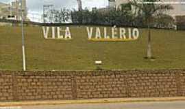Vila Val�rio - Entrada da cidade de Vila Val�rio-ES-Foto:Sergio Falcetti