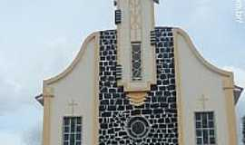 Vila Val�rio - Igreja de N.Sra.das Gra�as em Vila Val�rio-ES-Foto:Sergio Falcetti