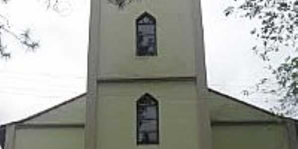 Igreja de Confissão Luterana em Vila Valério-ES-Foto:Sergio Falcetti