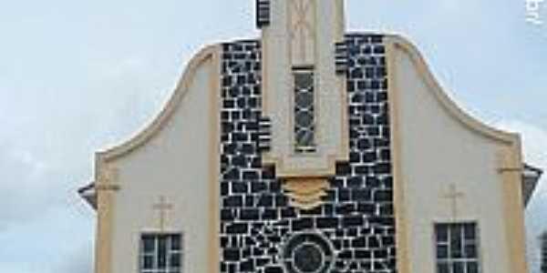 Igreja de N.Sra.das Graças em Vila Valério-ES-Foto:Sergio Falcetti