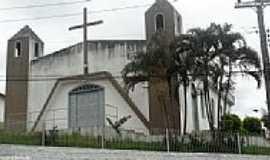 Vila Velha - Igreja de São João Batista em Vila Velha-ES-Foto:Sergio Falcetti