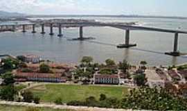Vila Velha - Terceira Ponte, vista do Convento-Foto:EBFranca
