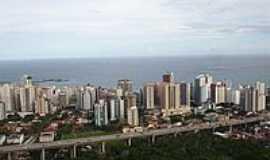 Vila Velha - Vista da cidade-Foto:EBFranca