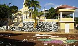 Vila Verde - Praça em Vila Verde-Foto: Allencar M Nogueira