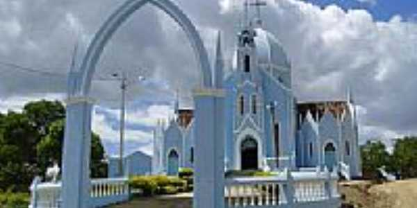 Igreja Imaculado Coração de Maria por Marclis