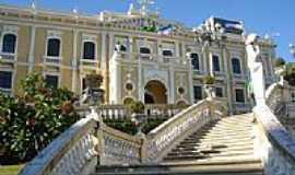 Vitória - Palácio Anchieta,sede do Governo Estadual, em Vitória-ES-Foto:RN Latvian31