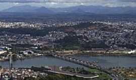 Vitória - Vista aérea de Vitória-Foto:Elpídio Justino de A…