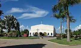 Abadia de Goiás - Igreja Matriz de Abadia de Goiás - GO - por Arolldo Costa Oliveira