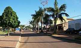 Abadia de Goiás - Abadia de Goiás-GO-Avenida Principal-Foto:Arolldo Costa Olivei…
