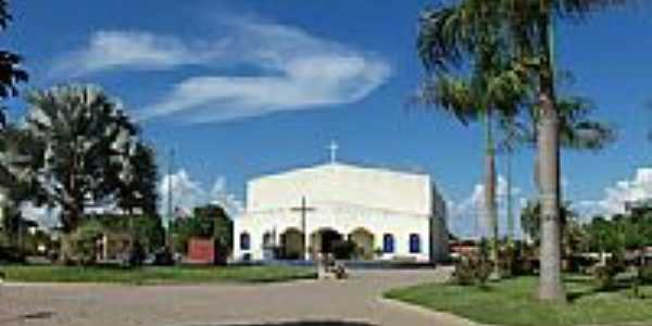 Igreja Matriz de Abadia de Goiás - GO - por Arolldo Costa Oliveira